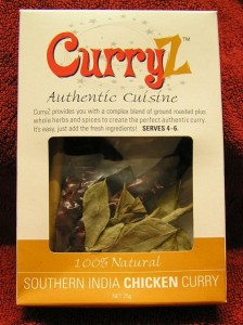 CurryZ Packet 757